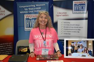WHVACR Booth @ AHR Expo